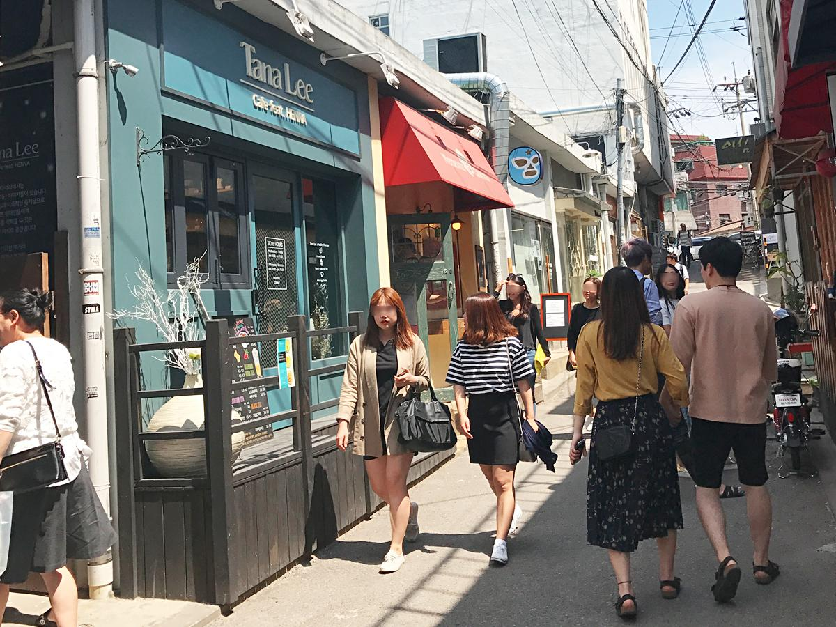 Yeonnam-dong is the latest hotspot for the cool kids - Destination | The  Travel Insider